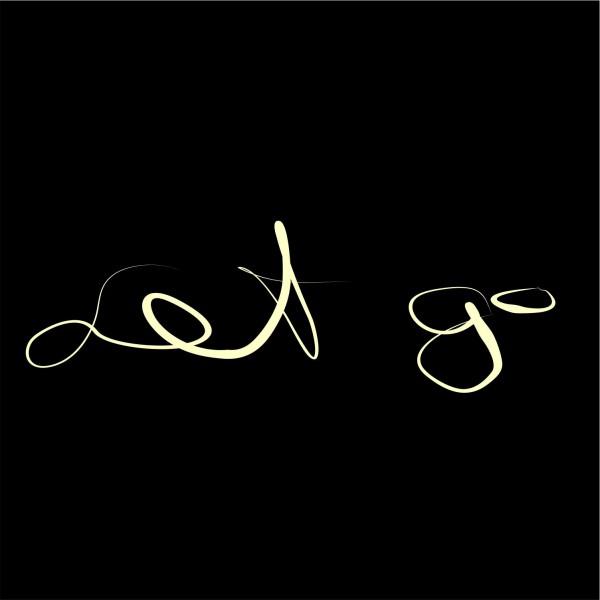 Let go schrift 2